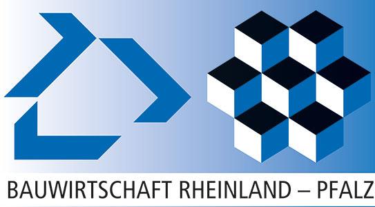 Logo Bauwirtschaft Rheinland-Pfalz
