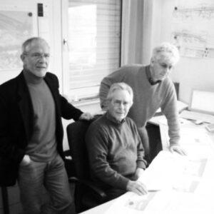 Historisches Foto Geschäftsführungswechsel 2006