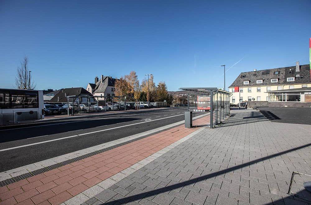 Ostbahnhof, Mayen
