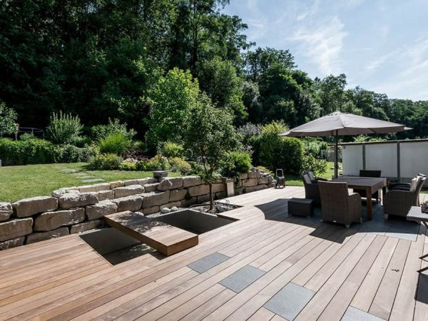 Private Außenanlage Garten und Landschaftsbau, Bendorf